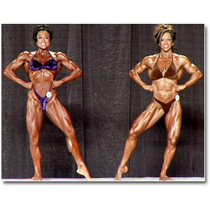 2008 NPC National Bodybuilding Championships Women's Prejudging