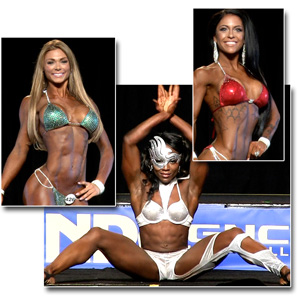 2014 NPC Junior Nationals Women's Bodybuilding, Fitness & Physique Prejudging