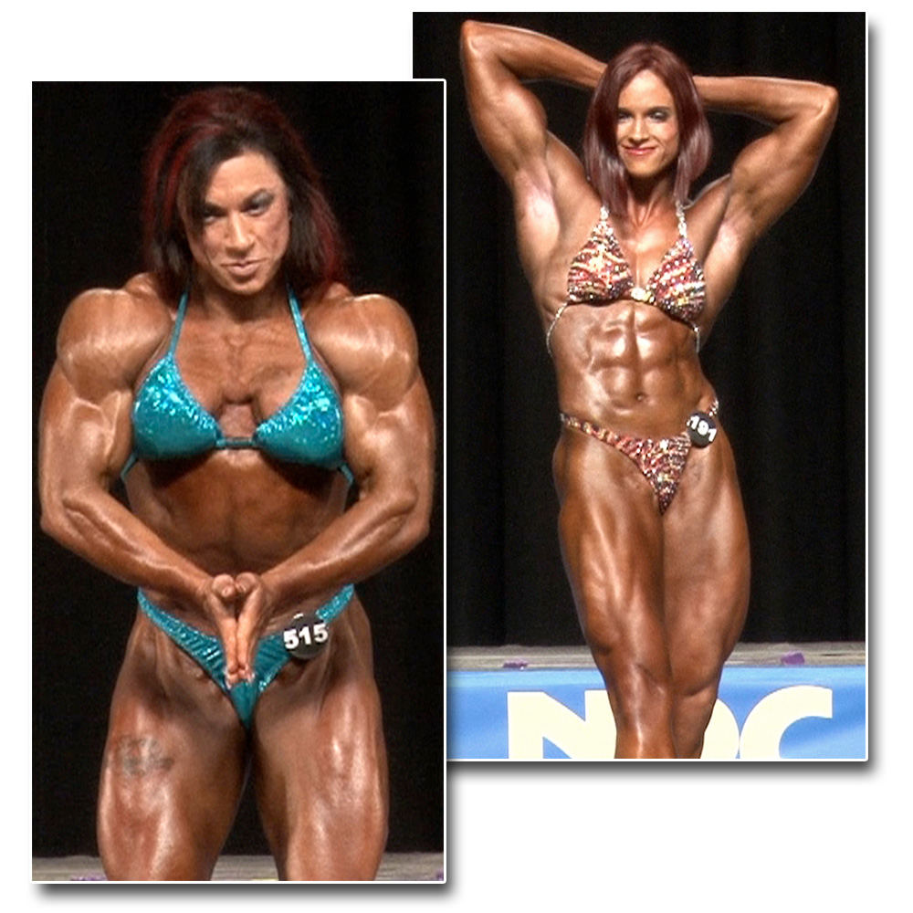 2015 NPC National Championships Women's Bodybuilding & Physique Prejudging