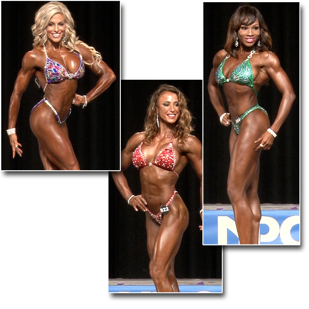 2015 NPC National Championships Women's Figure Prejudging