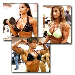 2003 NPC National Women's Pump Room Part 1
