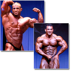 2008 IFBB PBW Tampa Pro Bodybuilding Championships Men's Evening Show Finals