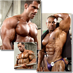2011 NPC Southern States Men's Pump Room Part 2