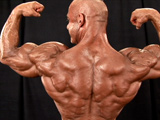2009 NPC Masters National Championships Men's Backstage Posing Part 2